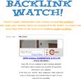 backlink watch free backlinks checker tool