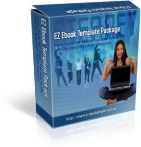 The EZ Ebook Template Package Is The One Product You Need