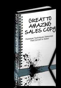 Amazing Sales Copy