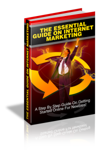 Guide On Internet Marketing