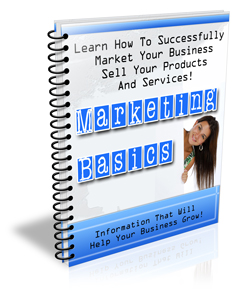 Marketing Basics News