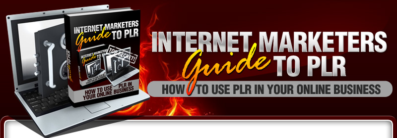 Using PLR Can Help You To Explode Your Online Business
