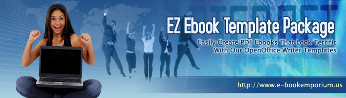 EZ Ebook Template Package Can Help You