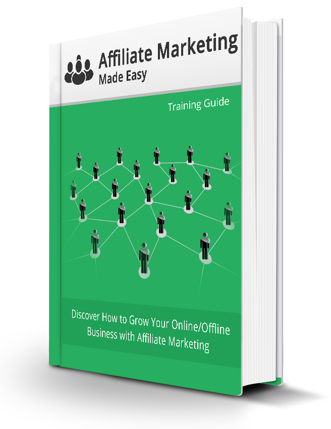 Introducing Affiliate Marketing Made Easy Training Guide