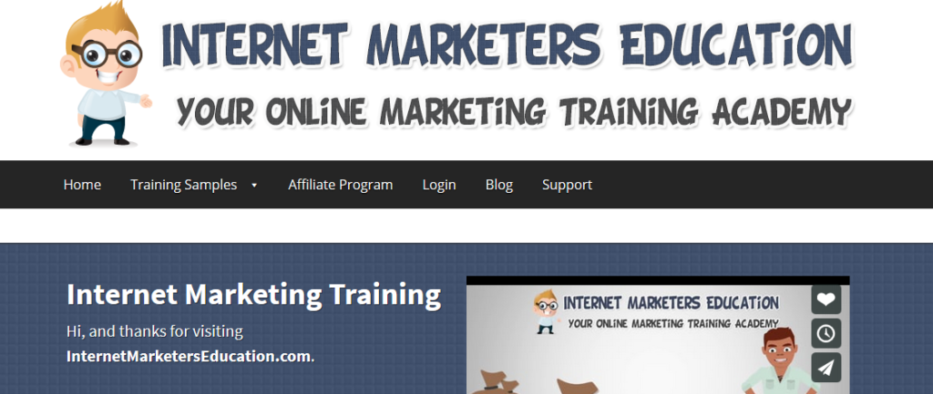 Internet Marketers Education