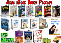Mega eBook Bonus Package