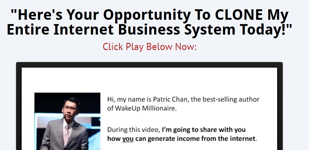 Patrick Chan's CB Passive Income