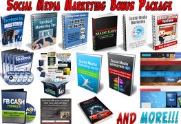 Social Media Marketing Bonus Package