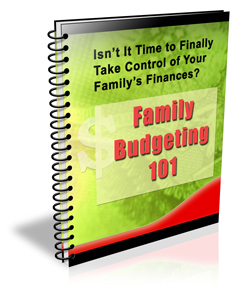 Family Budgeting 101