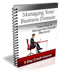 Managing Your Business Domain