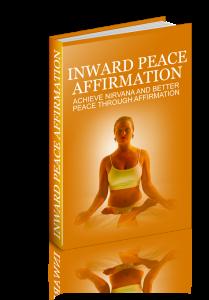 inward peace affirmation
