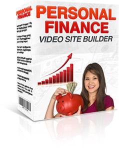 Finance Video Site Builder