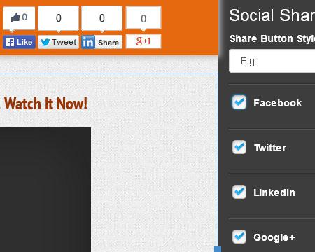 Social Tab Screenshot