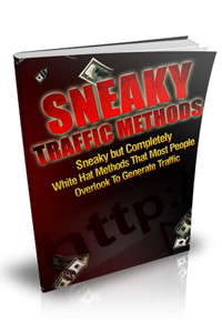 Sneaky Traffic Methods