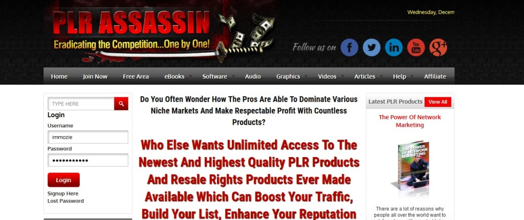 Forex membership site plr