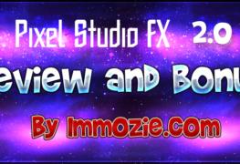 Pixel Studio FX 2.0 Review and Bonus