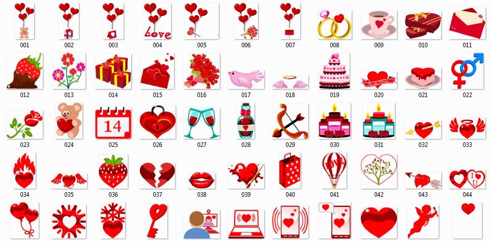 Pixel Studio FX 2.0 Bonus 13 - Dating Object Graphics