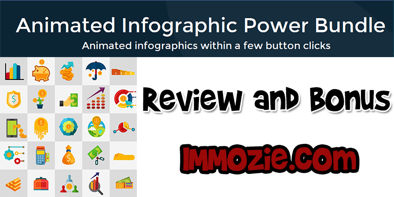 animated infographic power bundle review best animated