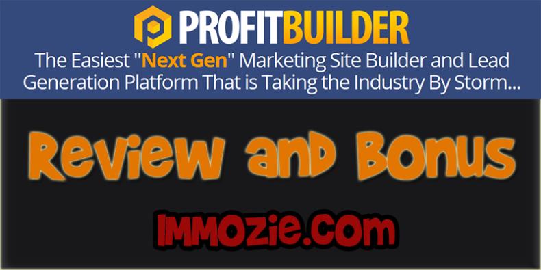 Affiliate Marketing Review - WP Profit Builder Review