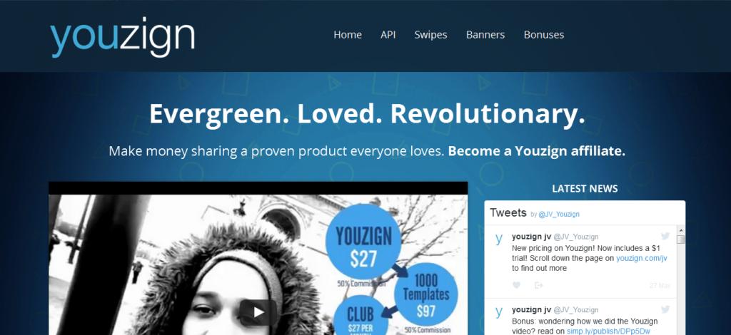 Affiliate Marketing Reviews -Youzign Review