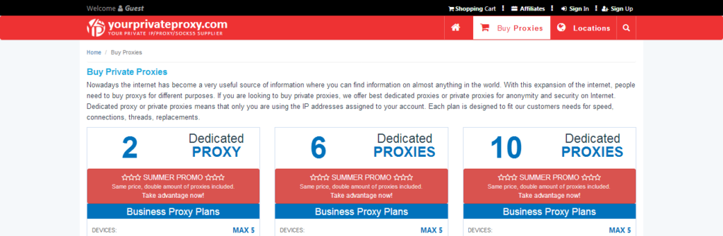Best Private Proxies | Best Private Proxy Providers For SEO