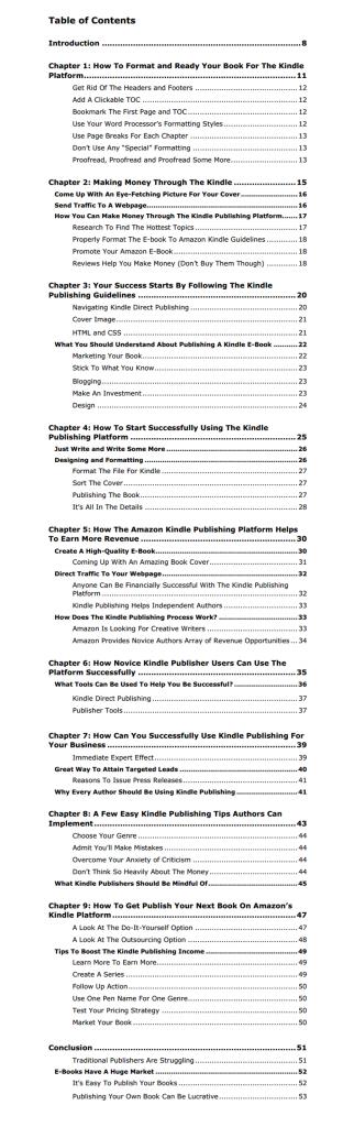 Kindle Fortunes PLR Sales Funnel Review And Bonus