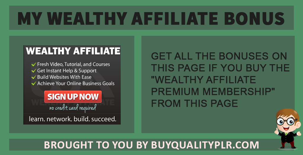 wealth affiliate review bonus by immozie