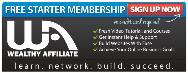 join wealthy affiliate today for free