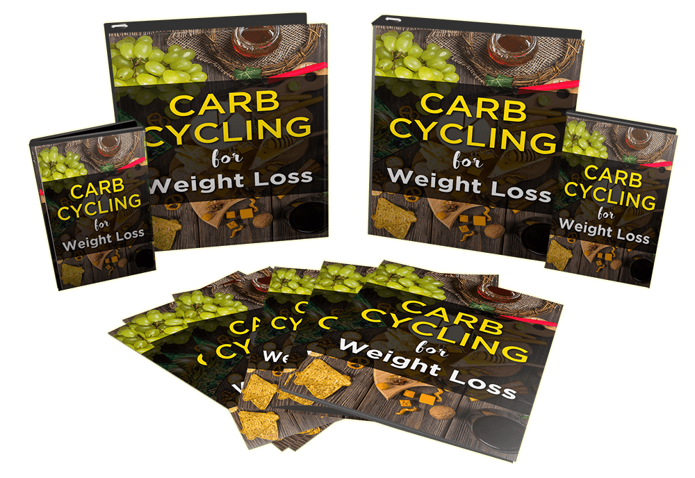 Carb Cycling For Weight Loss Bundle