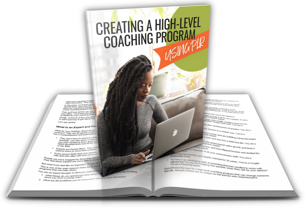 Creating a High Level Coaching Program Report Image