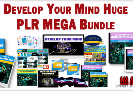 Develop Your Mind Huge PLR MEGA Bundle