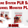 Immune System PLR Sales Funnel Monster PLR