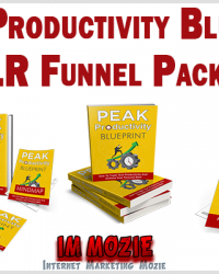 Peak Productivity Blueprint PLR Funnel Package 1