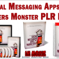 Social Messaging Apps for Marketers Monster PLR Package