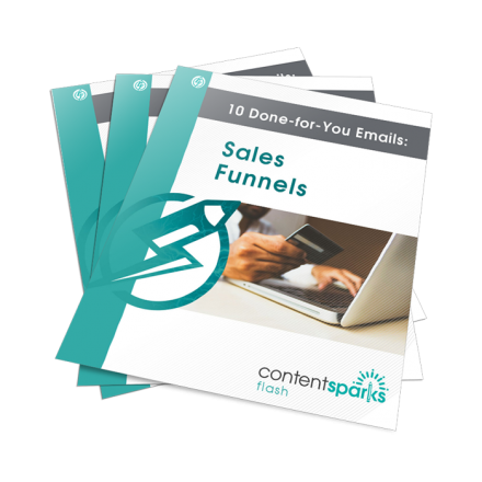 50 Done for You Emails Sales Funnels Emails