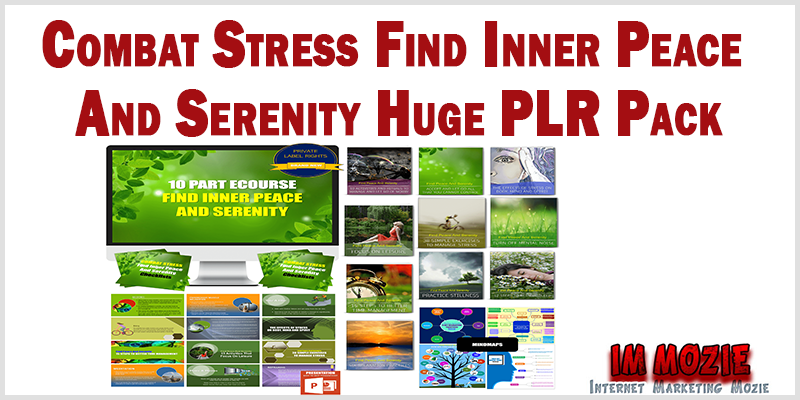 Combat Stress Find Inner Peace