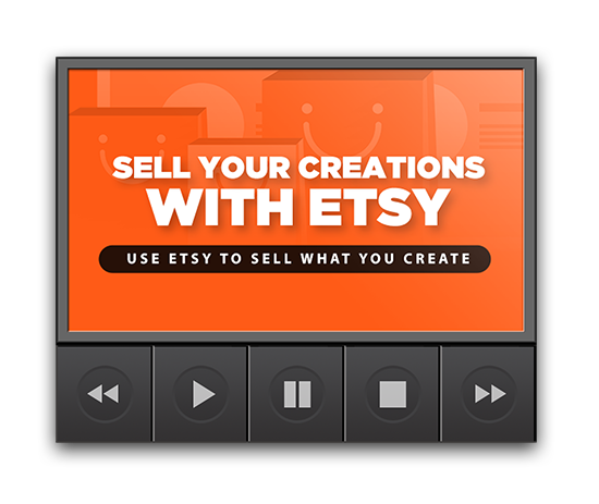 Etsy PLR Video Course Audio
