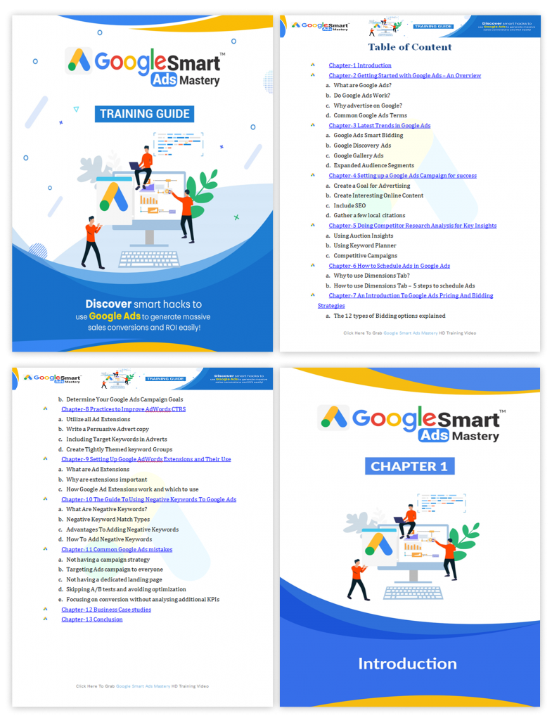 Google Smart Ads Mastery Training