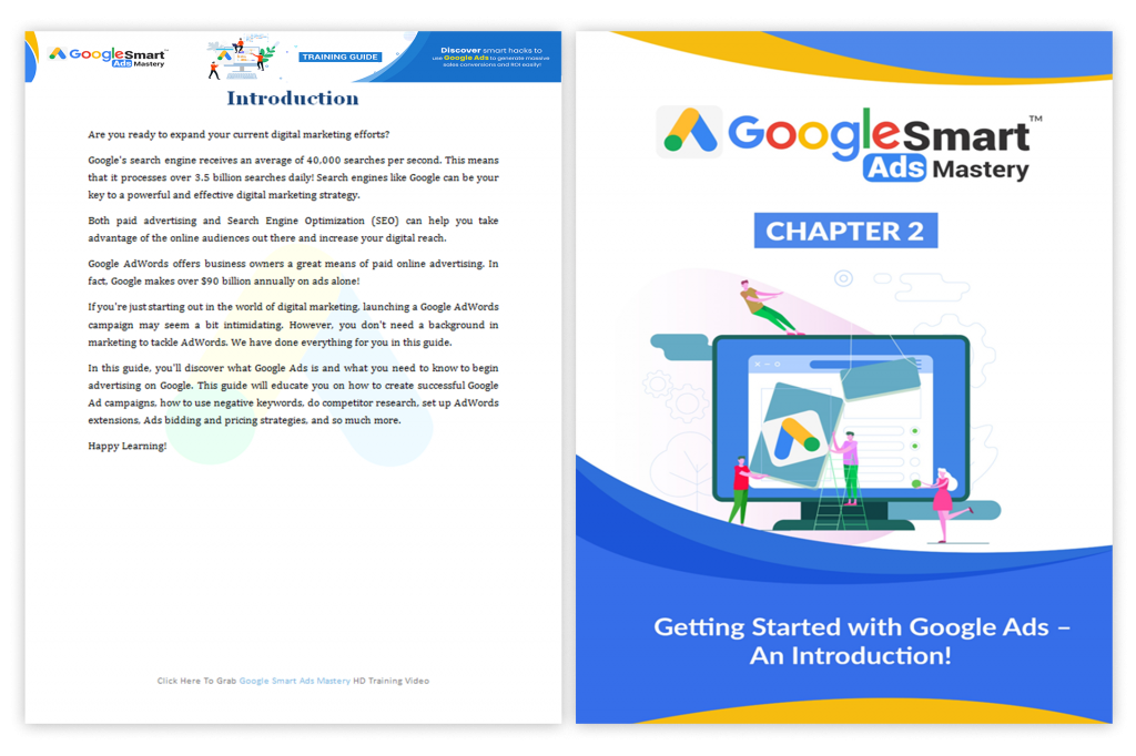 Google Smart Ads Mastery Training Guide 1