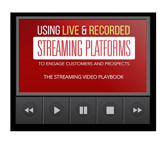 Streaming Video Playbook Audio