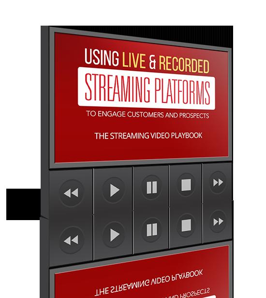 Streaming Video Playbook