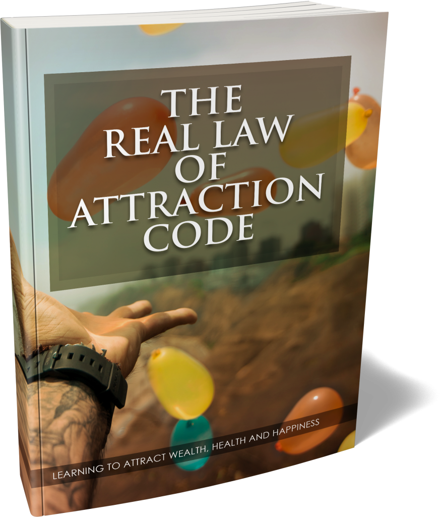The Real Law Of Attraction Code Ebook