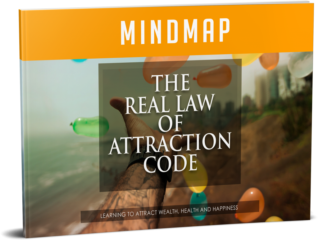 The Real Law Of Attraction Code Mindmap