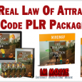 The Real Law Of Attraction Code PLR Package