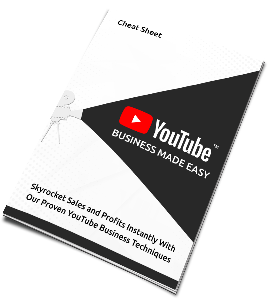 YouTube Business Cheat Sheet