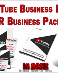 YouTube Business DFY PLR Business Package