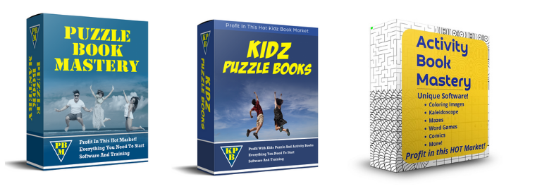 Puzzle and Activity Bundle