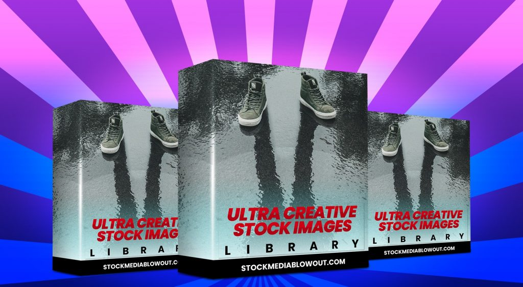 Stock Media Blowout Ultra Creative Stock Images Library