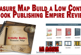 Treasure Map Build a Low Content Book Publishing Empire