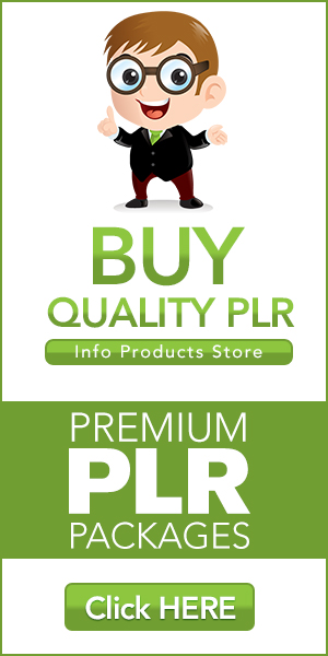 Premium PLR Packages